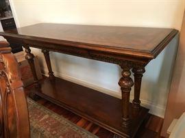 Hooker Sanctuary Console Table-$500.00
