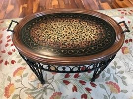 Beautiful Serving Occasional Table-$125.00