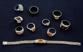fine jewelry will be 20% off on day two