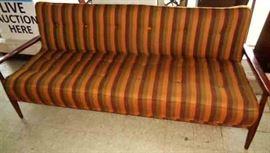 Original, Mid-Century Sofa/ Bed