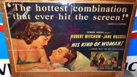 Original 1940s Movie Card