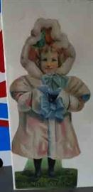 Early 1900s Doll Poster