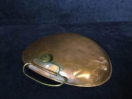Brass Copper Stomach warmer