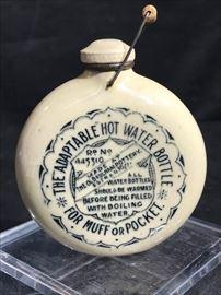 Old Fulham Pottery Pocket warmer