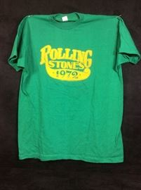 1972 Rolling Stones America Tour Shirt