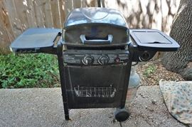 Nice gas grill