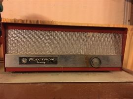 Vintage Plectron Chief FM Radio Receiver