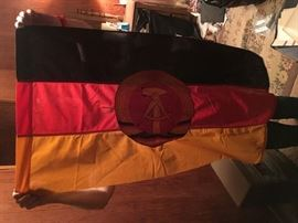 Vintage East Germany State Flag (1959-1990)