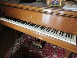 Steinway  grand piano  model M. In fantastic condition.