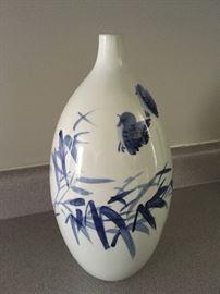 """Large 15"""" vase"""