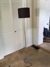 IKEA lamp that takes up very little space!