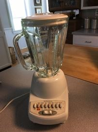 One of a number of small appliances for sale.