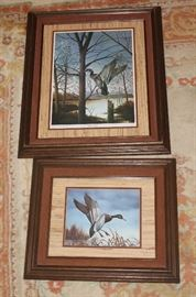 Ron Atwood signed numbered pictures