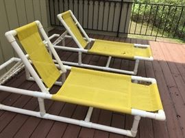 Contemporary Patio Chaise Loungers - 2