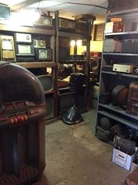 Vintage Table Top Televisions