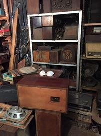 Radios and HiFI Stereos