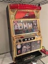 Custom One-of-a-kind Slot Machine
