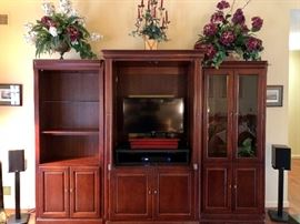 Living Room Hutch 3 Piece Entertainment Unit