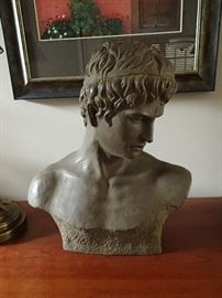 BUST OF DAVID ITALIAN