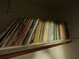 STILL SORTING RECORDS!  THIS IS ABOUT 1/3!