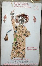 Baltimore Glassman (1925 - 2003) - Folk Artist