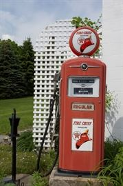 Antique Texaco Gas Pump