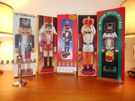 Nutcrackers in Boxes