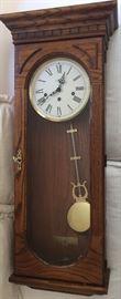 Howard Miller Wall Clock # 613-110