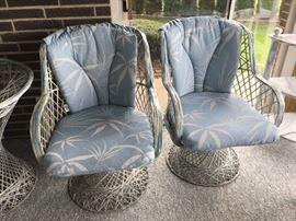 Patio Furniture - More pieces