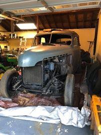 Family Heritage Estate Sales, LLC. New Jersey Estate Sales/ Pennsylvania Estate Sales.  1940 Chevrolet Special Deluxe 4 Door