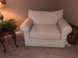 Family Heritage Estate Sales, LLC. New Jersey Estate Sales/ Pennsylvania Estate Sales. White Arm Chair