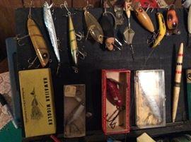 Vintage lure's