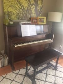 Cable piano