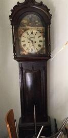 18 CENTURY LARGE CLOCK
