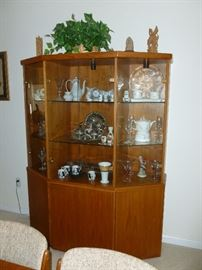 Danish Modern China Cabinet (Domus Danica)
