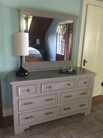DRESSER WITH MIRROR PENNSYLVANIA HOUSE