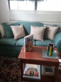 Very Nice and Clean Couch w/ pillows