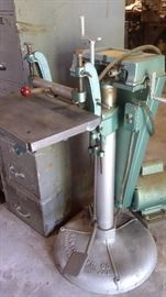 DUAL BORE DRILL PRESS