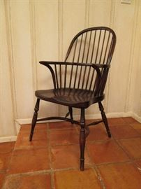 Windsor Spindle Back Arm Chair