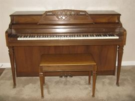 Whitney Piano by Kimball