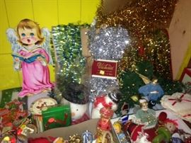 Crazy vintage Christmas