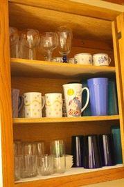 kitchenware, glassware