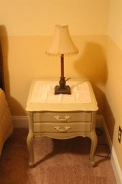 French Provincial night stands, 2