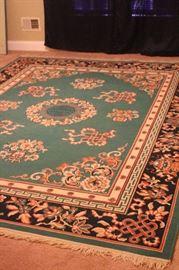 large oriental area rug