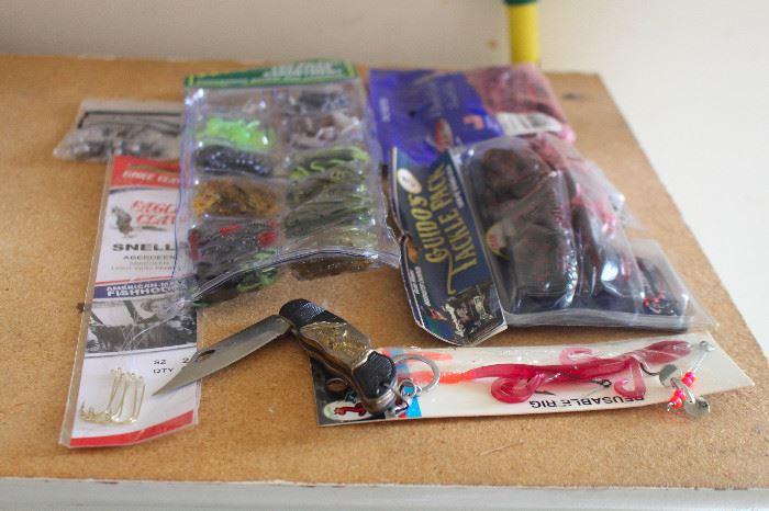 sport fishing supplies