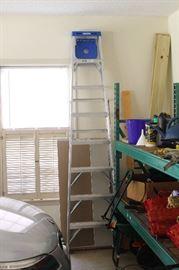 large ladder