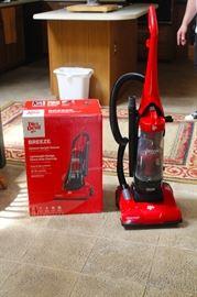 dirt devil vacuum cleaner.