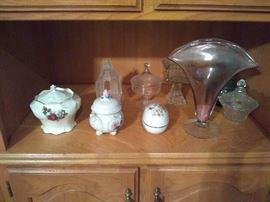 lots of rare china