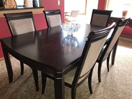 Gorgeous dining room table