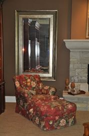 Another great sitting area in this wonderful family room!